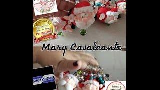 Download chaveiro papai noel acessorios lojinha da Bia cravol Video