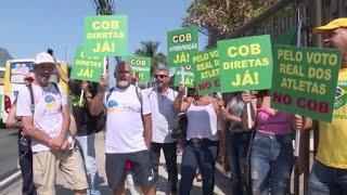 Download Comité Olímpico Brasileño espera suspensión de sanción del COI Video