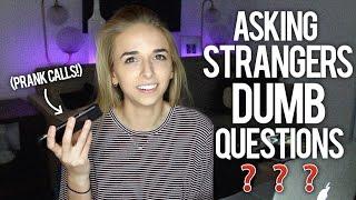Download ASKING STRANGERS DUMB QUESTIONS Video