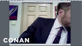 Download Conan's Video Blog! Video