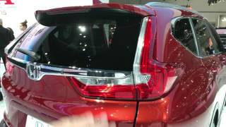 Download Honda CR-V 2017 Video