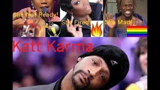 Download Katt Karma caught Kev Tiffany and Wanda! Video