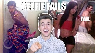 Download Reacting To The Funniest Selfie Fails! Video