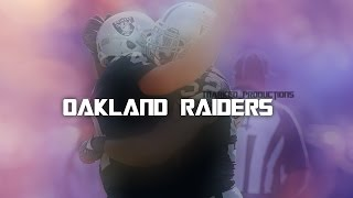 Download Oakland Raiders ″Blessed Up″ Mix Video