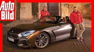 Download BMW Z4 (2018) Review / Fahrbericht / Test Video
