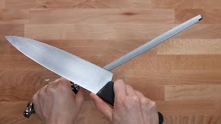 Download How To Sharpen Dull Knives Video