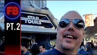 Download Two great stories on Tony Baxter (Star Tours and Tarzans Treehouse) | 06/09/18 pt 2 (4k) Video