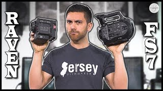 Download RED Raven vs. Sony FS7 - Which is BETTER?? Video