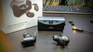 Download Otium T2 True Stereo Wireless Earbuds, ( Audiophile's Pay Attention !!! ) Video
