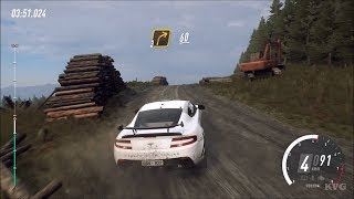 Download DiRT Rally 2.0 - Geufron Forest - Wales Gameplay (PC HD) [1080p60FPS] Video