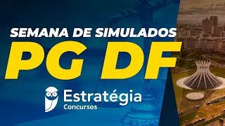 Download Semana de Simulados PGDF: Direito Administrativo e LC 840 Video