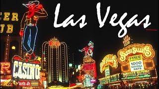 Download LAS VEGAS UNEDITED: Walking Down the Main Strip at Night Video
