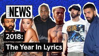 Download The Most Popular Lyrics Of 2018 | Genius News Video
