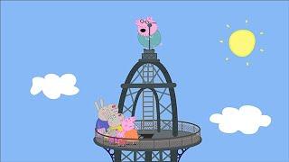 Download We Love Peppa Pig Peppa Goes to Paris #33 Video