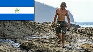 Download Primitive Solo Camping in Nicaragua Video