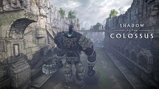 Download SHADOW OF THE COLOSSUS PS4 #15 - Colosso Sentinela (PS4 Pro 60fps Gameplay Português PT-BR) Video