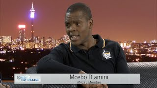 Download Mcebo Dlamini — New leadership needed in the ANC. Nkosazana Dlamini-Zuma can't succeed Jacob Zuma. Video