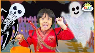 Download Halloween Songs for Children - Do you want to Trick or Treat Nursery Rhyme! Video