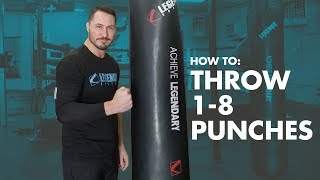 Download How To: Throw Punches 1-8 Video