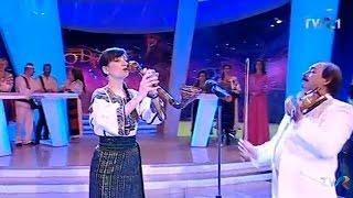Download Cornelia Tihon: Minirecital cu 5 instrumente muzicale de suflat, la O dată-n viaţă Video