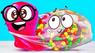 Download UNBEARABLE CANDY BAG and Slick Slime Sam Video