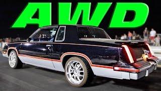 Download The 800hp AWD Cutlass!? - vs - 800hp Jeep SRT-8 Video