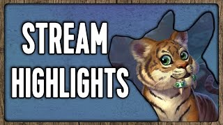 Download Stream Highlights! [Hearthstone] Video