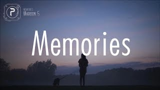 Download Maroon 5 - Memories (Lyrics) Video
