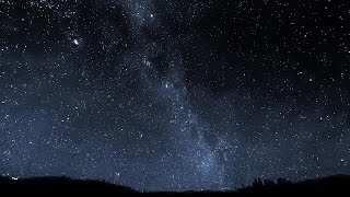 Download Starry Night Time Lapse Video