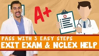Download 3 tips to pass HESI exam *Part 2* or ATI or NCLEX exam Nursing Students Video