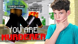 Download FUNNY MINECRAFT LITTLE BROTHER PLAYS SIMON SAYS in MM! Video