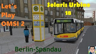 Download OMSI 2- Solaris Urbino 18 in Berlin-Spandau- Let's Play Omsi 2 [#001] Video