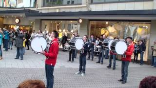 Download Party Rock Anthem - LMFAO / Flashmob Marchingband TSV Lauf Video