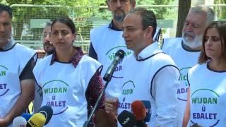 Download Vicdan ve Adalet Nöbeti - Diyarbakır, açıklama (30 Temmuz 2017) Video