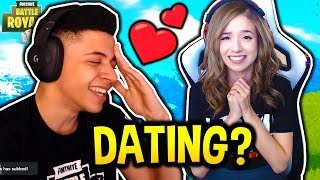 Download POKIMANE ASKS MYTH IF HE HAS A GIRLFRIEND! FLIRTS WITH MYTH!?! Fortnite FUNNY & SAVAGE Moments Video