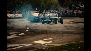 Download Crazy street drifting round in Romania - International battle in Baia Mare Video