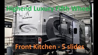 Download 2019 Riverstone 39FK by Forestriver at Couch's RV Nation a RV Wholesaler Video