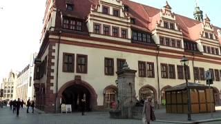 """Download Blick in den historischen Kalender 2017 """"Zu Gast im alten Leipzig"""" Video"""