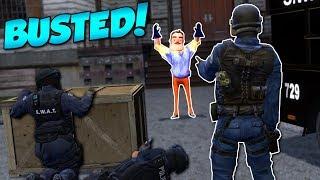 Download HELLO NEIGHBOR SWAT RESCUE?! - Garry's Mod Gameplay - Gmod Sandbox SWAT Rescue Roleplay Video
