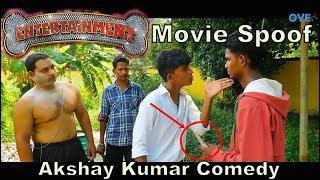 Download Entertainment Movie Spoof   Akshay Kumar Comedy   OYE TV Video