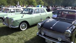 Download BMC Farina's at British Car Day 2016 Video