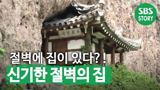Download 눈이 번쩍! 신기한 절벽의 집 @토요특집 모닝와이드 140802 Video