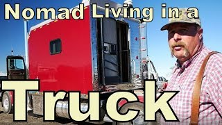 Download Tour of a Nomad Living in a Truck Video