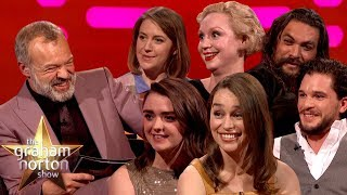 Download The BEST of Game Of Thrones On The Graham Norton Show Part 2 Video
