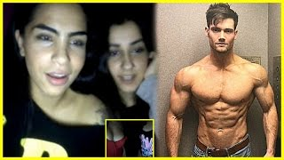 Download CONNOR MURPHY | AESTHETICS on CHATROULETTE #4 | HOT GIRLS REACTIONS (Bodybuilding Motivation) Video