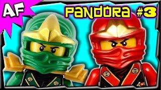 Download Lego Ninjago Episode 3: TEMPLE OF DOOM - Secrets of PANDORA Series Video