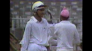 Download Little Sourav Ganguly hits an elegant drive in his debut match Video