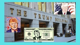 Download Inside the luxurious TRUMP TOWER, New York City, USA Video