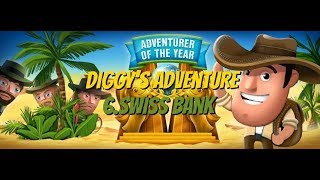 Download [Adventurer of the year 2013] #6 Swiss Bank - Diggy's Adventure Video