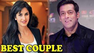 Download Salman Khan Claims He Looks Best Onscreen With Katrina Kaif | Bollywood News Video